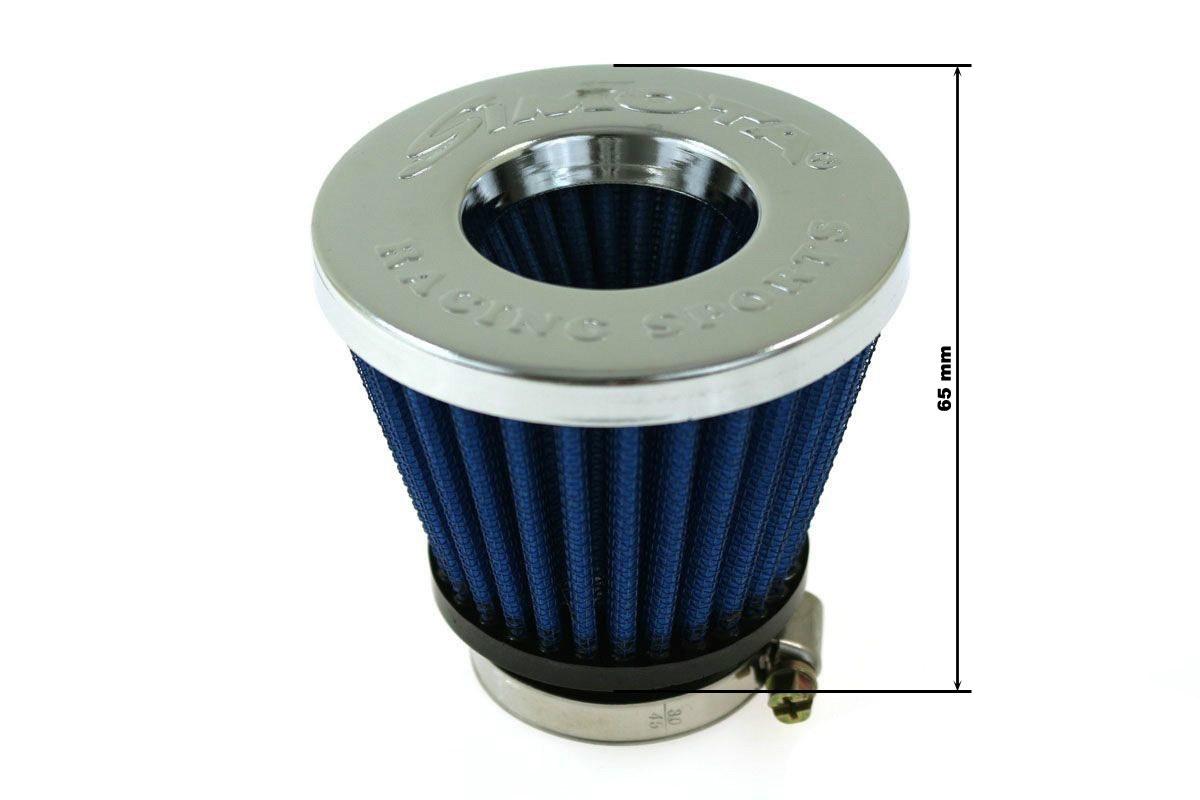 Moto Filtr stożkowy SIMOTA 35mm JAU-MA27209-20 - GRUBYGARAGE - Sklep Tuningowy
